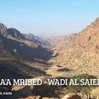 Petra To Wadi Al Saief