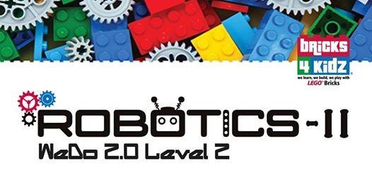 Robotics WeDo 2.0 - Level 2  Yaz Tatili Kamp (7 ya)