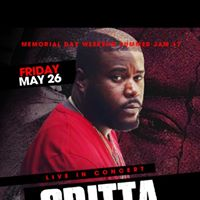 Spitta Performing Live at Delta Grand II