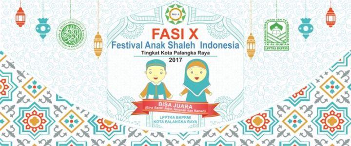 fasi x kota palangka raya at dpd badan komunikasi pemuda remaja masjid indonesia palangkaraya