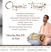 Bhakti Connect Presents  Organic Thought