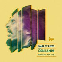 Marley Lives por Dom Lampa
