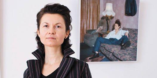 Artist Talk with Vera Ryklova