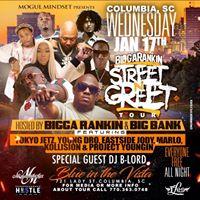 Bigga Rankin Street n Greet Columbia SC