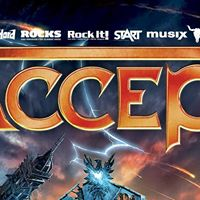 Accept I The Rise of Chaos I Leipzig I Haus Auensee