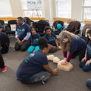 Be a Lifesaver Learn Hands-only CPR