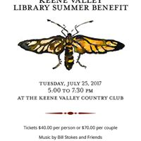 Keene Valley Library Benefit