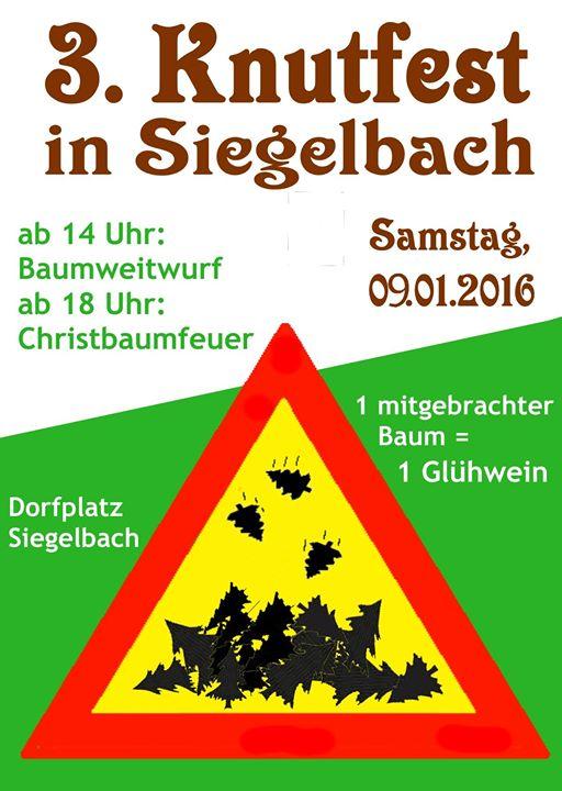 3. Knutfest in Siegelbach at Siegelbach Dorfplatz