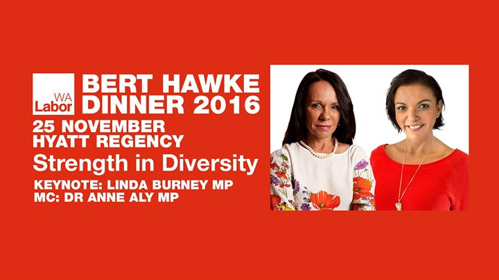 2016 bert hawke memorial dinner at hyatt regency perth perth for 150 adelaide terrace perth