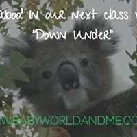 Baby World and Me Allestree Winter Term Launch Down Under