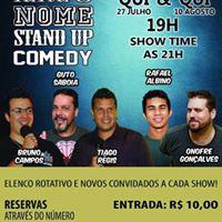 Stand Up Comedy em Guarulhos