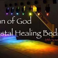 John Of God - Crystal Healing Beds