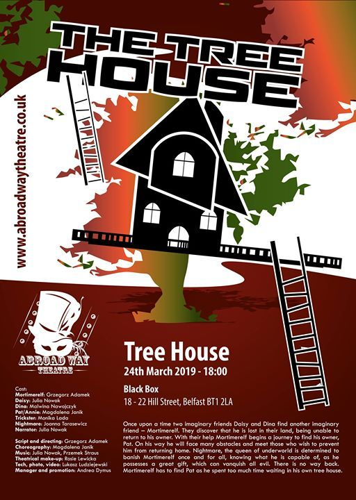 The Tree House - Abroad Way Theatre Play
