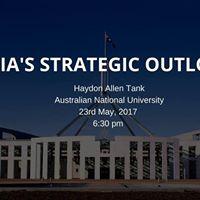 Australias Strategic Outlook 2017