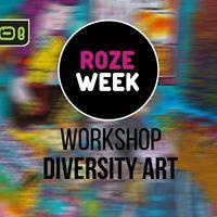 Workshop Diversity Art