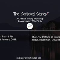 The Scribbled Stories - Jaipur