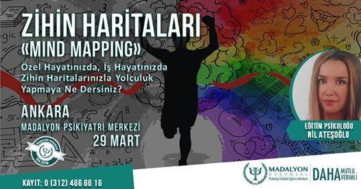 Zihin Haritalar Mind Mapping  Ankara