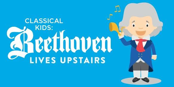 Classical Kids Beethoven Lives Upstairs At Hochstein School Of