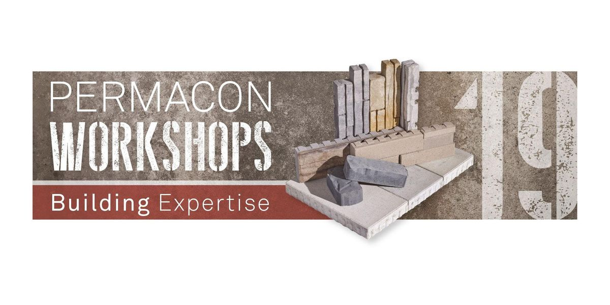 2019 PERMACON WORKSHOPS - METCALFE-MARC CARRIERE