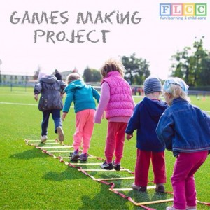 Summer Camp - Games Making Project