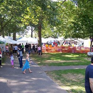 Griffith Fall Harvest Craft Festival