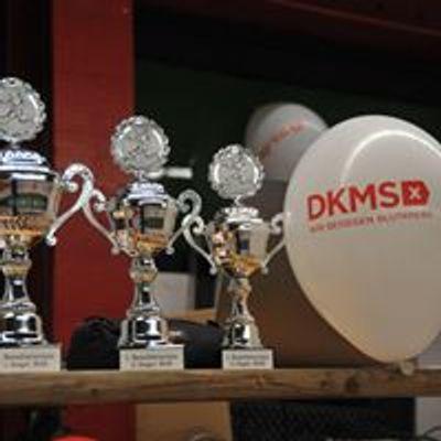 Kicken für die DKMS