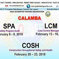 Safety Program Audit (SPA Training)