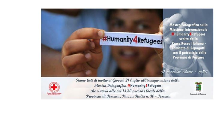 Mostra Fotografica Humanity4Refugees