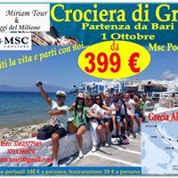 Msc Poesia Crociera Grecia Albania Croazia