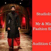 StudioInHouse Mr &amp Miss Delhi Fashion Show