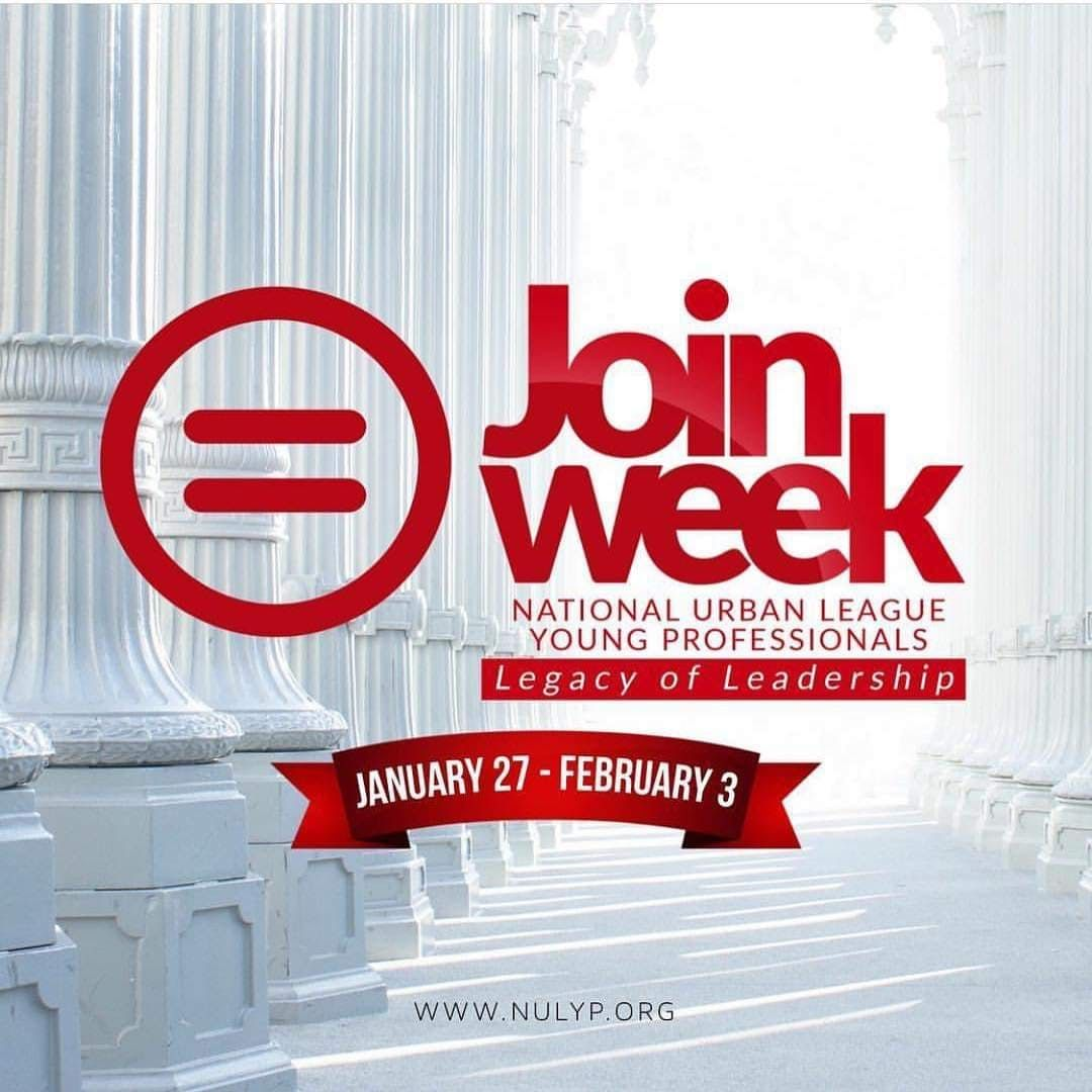 New York Urban League Young Professionals  Join Week 2019
