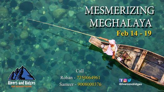Mesmerizing Meghalaya 2019 B1