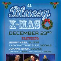 A Bluesy Christmas Show