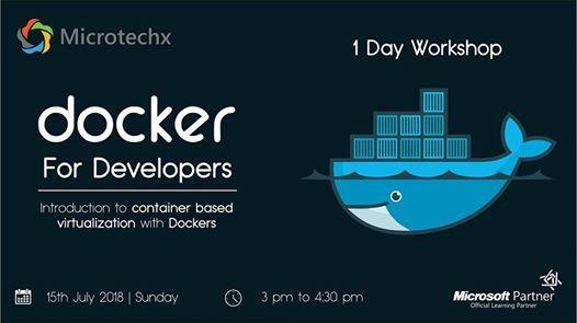 Free BootCamp  Docker for Developers