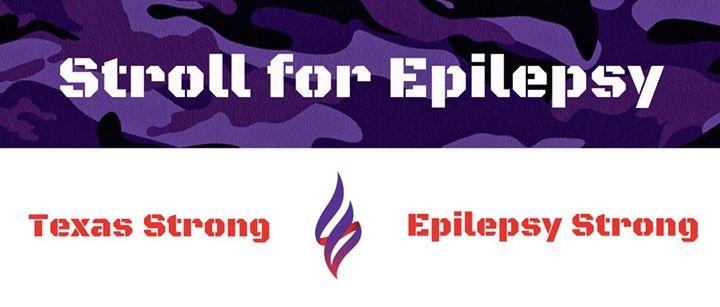 2018 DFW Stroll for Epilepsy