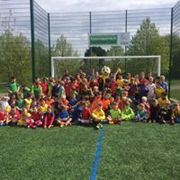 Summer Holiday Football Course - WEEK ONE