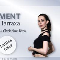 Body Movement Urban KizUrban Tarraxa mit Christine