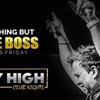 SKY HIGH Club Nights ft Dj Ivan