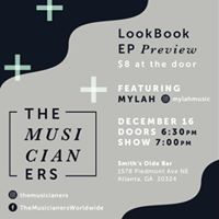 Look Book EP Release