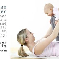 Mom &amp Baby Yoga Series with Nicole