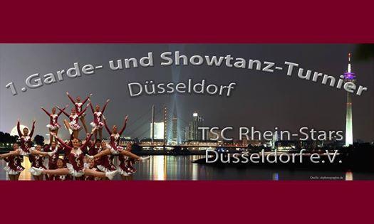 1. Garde- und Showtanz-Turnier Dsseldorf