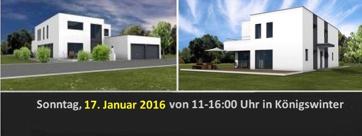 Rohbaubesichtigung Bauhaus Stil Massivhaus Von Artos Haus At