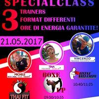Special Class Kombat Fitness