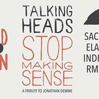 Sound  Vision Stop Making Sense