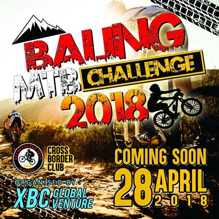 BALING MTB CHALLENGE 2018