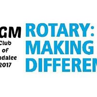 AGM with Rotary Club of Jindalee
