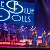 The Blue Dolls Show approda a Palermo al Real Teatro Santa Cecilia