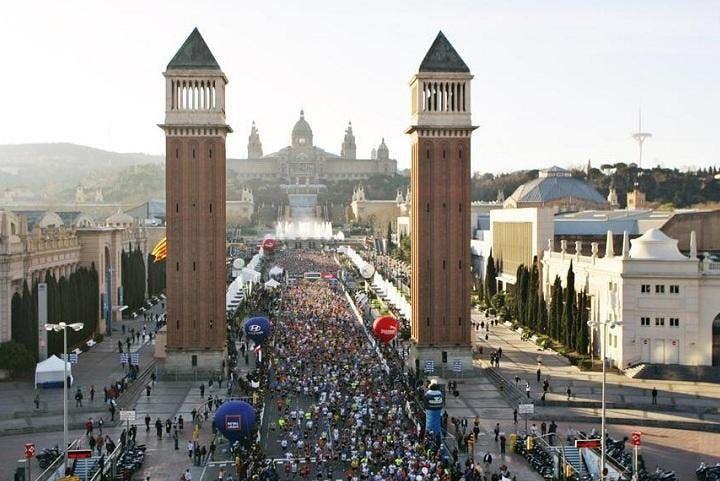 Maratona de Barcelona - 2019