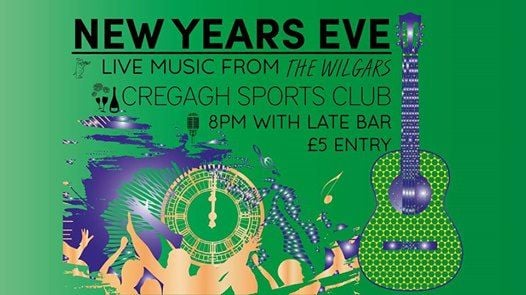 Bring in the New Year with The Wilgars