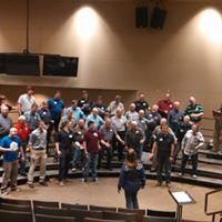 East Texas Men In Harmony Chorus - No Rehearsal